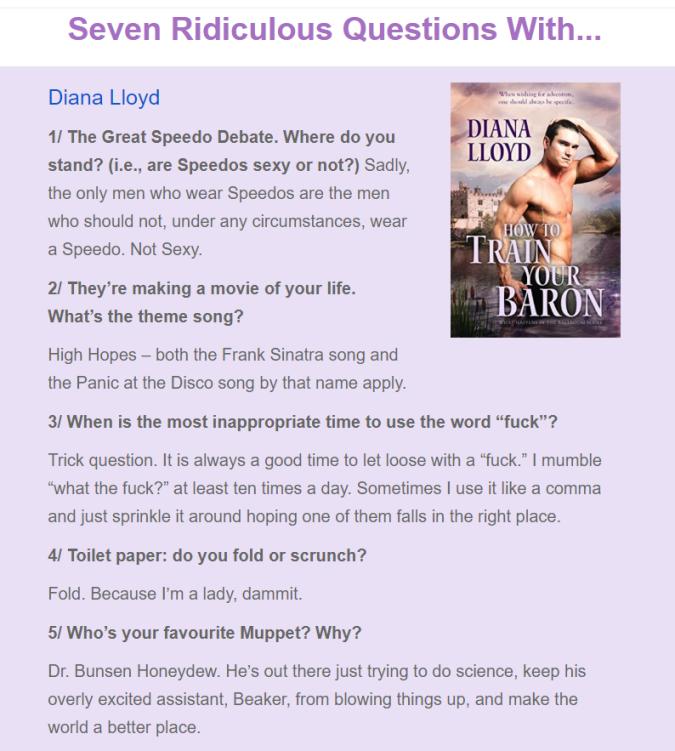 seven questions 1